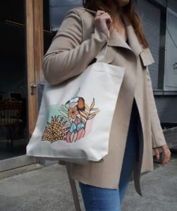 Tote bag «Toucan» – Collection Jungle Fever